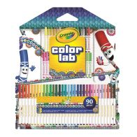 See more information about the Crayola Colour Lab Markers Set