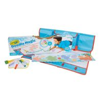 See more information about the Crayola Doodle Magic Colour Mat - Ocean