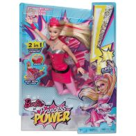 See more information about the Barbie Princess Power Super Sparkle Doll