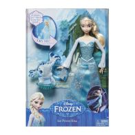 See more information about the Frozen Ice Power Elsa Doll