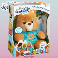 See more information about the My Friend Freddy Bear Interactive Toy