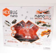 See more information about the Hexbug Nano Habitat Set Bridge Battle