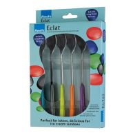 See more information about the 6 Eclat Latte Spoons
