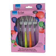 See more information about the 6 Eclat Pastry Forks