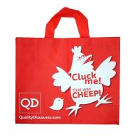 See more information about the Woven Shopping QD Bag - Cluck me That was cheep