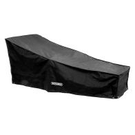 See more information about the Bosmere Storm Sun Lounger Cover Black