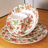See more information about the 8 Inch Plate Strawberry Fayre Melamine