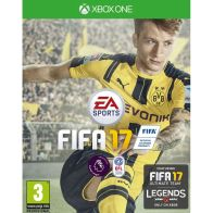 See more information about the FIFA 17 (XBox One)