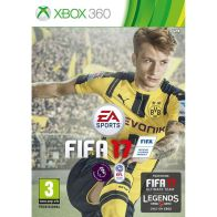 See more information about the FIFA 17 (XBox 360)