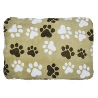 See more information about the Pet Mat (40x60cm) - Brown Paws Design