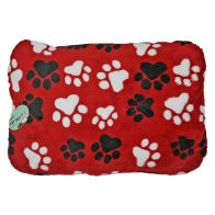 See more information about the 60x40cm Red Paws Design Pet Mat