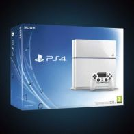 See more information about the PlayStation 4 Glacier White 500GB Console