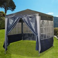 See more information about the Croft Alnwick Hexagonal Garden Gazebo