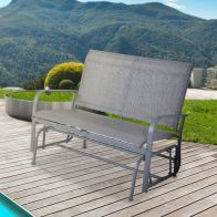 See more information about the Saint Tropez 2 Seater Rocker Bench
