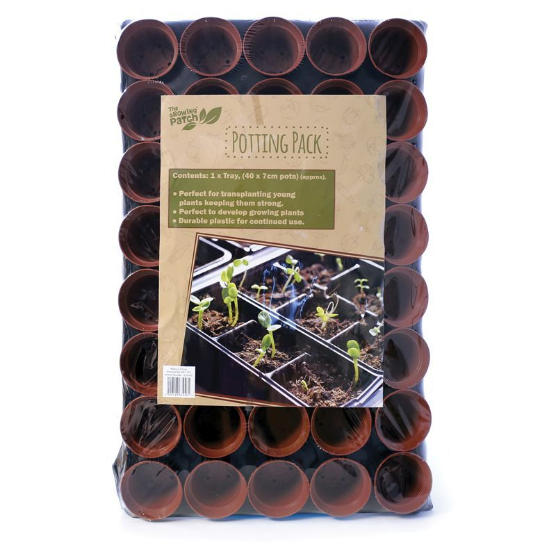 Growing Patch Potting Pack