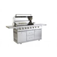 See more information about the 6 Burner Signature Gas Barbeque Stainless Steel