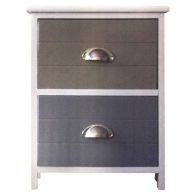 See more information about the Lucas 2 Drawer Cabinet 37x27.5x46.5cm