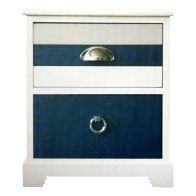 See more information about the Jackson 2 Drawer Cabinet 35x28x41.5cm