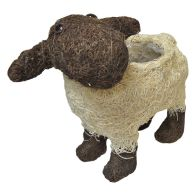 See more information about the Sheep Rattan Planter Large