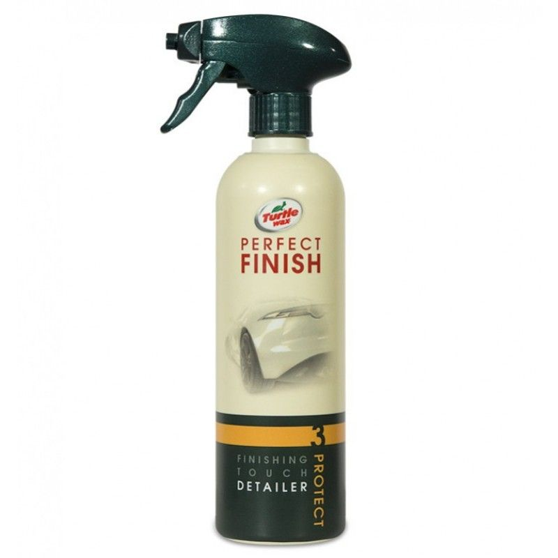 Turtle Wax Perfect Finish Finishing Touch Detailer 500ml Buy Online At Qd Stores