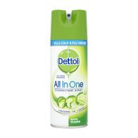 See more information about the Dettol All In One Disinfectant Spray Spring Waterfall 400ml