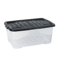 See more information about the Strata 42 Litre Curve Storage Box with Lid