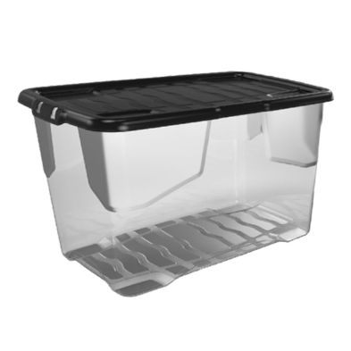 100L Curve Box with Lid