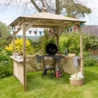 See more information about the Broxton Garden Gazebo