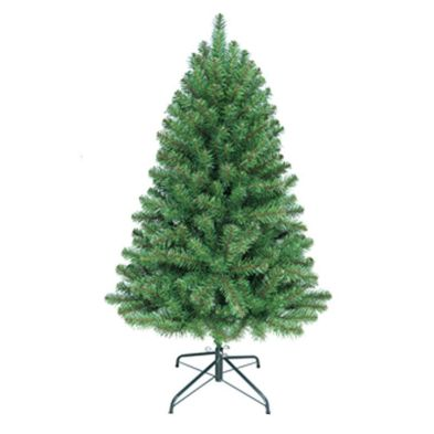 120cm (3 Foot 11 Inch) Green Majestic Fir 300 Tips Christmas Tree