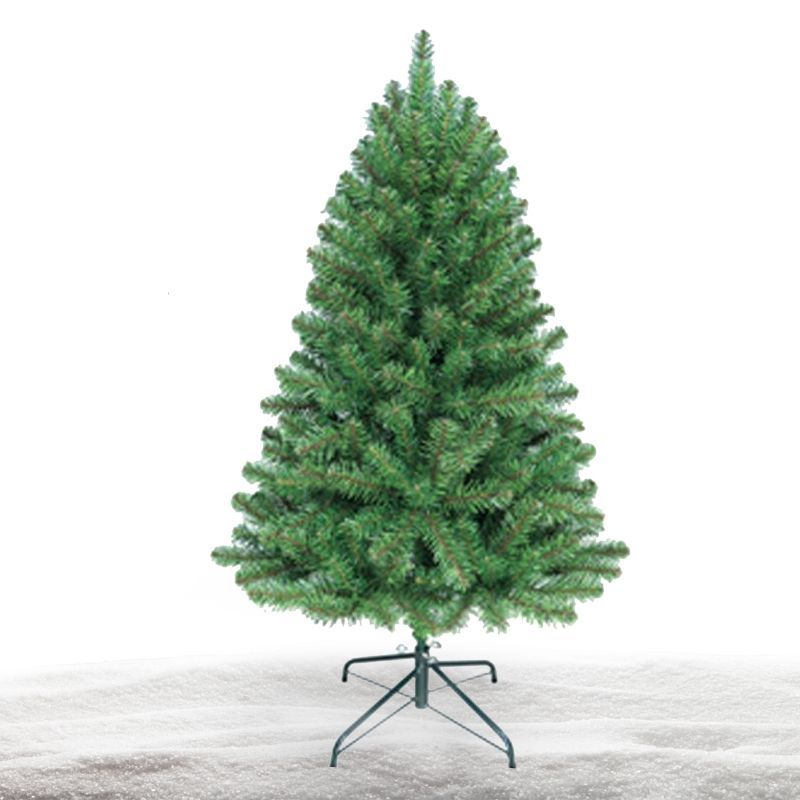 120cm (4 Foot) Green Majestic Fir 300 Tips Christmas Tree