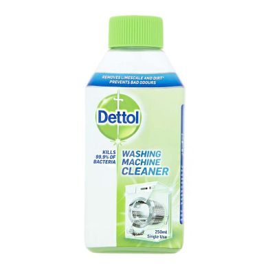 Image of Dettol Washing Machine Cleaner 250ml