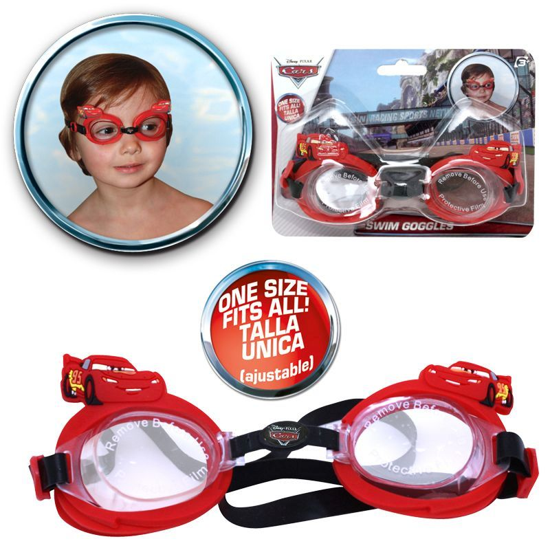 Disney Cars Swimming Goggles