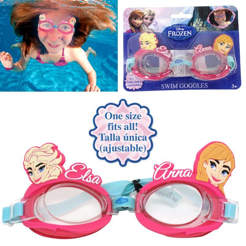 Disney Frozen Swimming Goggles Buy Online At Qd Stores