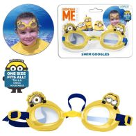 See more information about the Minions Minion Swimming Goggles