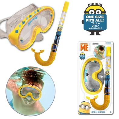 Minion Dive And Snorkel Set