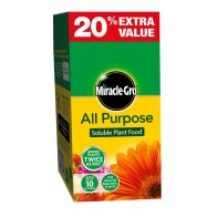See more information about the MiracleGro 1kg (+20% Extra Free) Plant Food