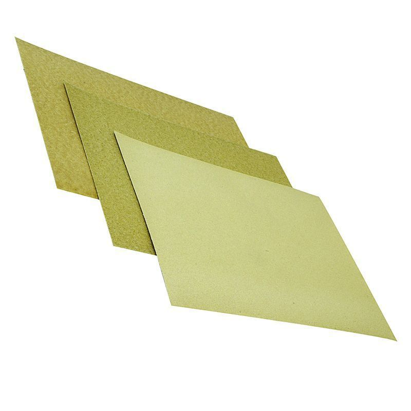 10 Pack Rolson Sandpaper Sheets Assorted
