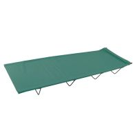 See more information about the 4 Legs Folding Camping Bed