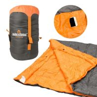 See more information about the Milestone Double Envelope Sleeping Bag