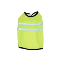 See more information about the Pet Gear Yellow Hi Vis Dog Jacket (Size 28)
