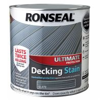 See more information about the Decking Stain Slate Ultimate Protection 2 Litre & 25%
