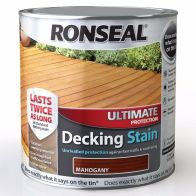 See more information about the Decking Stain Rich Mahogany Ultimate Protection 2 Litre & 25%