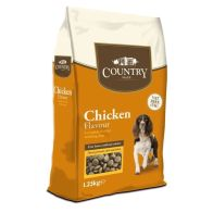 See more information about the 1.25kg Country Value Chicken Dog Food