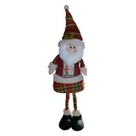 See more information about the Standing Santa 20x10x54cm Novelty Ornament