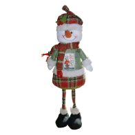 See more information about the Standing Snowman 20x10x54cm Novelty Ornament