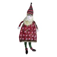 See more information about the Santa Christmas Calendar 67cm