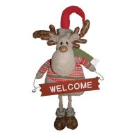 See more information about the Flex Stand Reindeer With Word Board