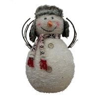 See more information about the 52cm Bubble Snowman