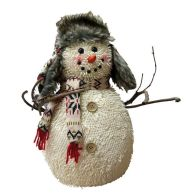 See more information about the 42cm Bubble Snowman
