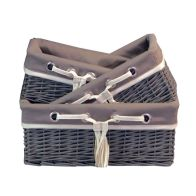 See more information about the X-Small Brown Willow Basket